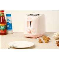 多士炉面包机-粉色